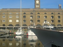 St Katharine Docks, London, En...