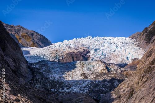 Tuinposter Oceanië Franz Josef glacier, New Zealand
