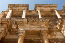Walls And Columns Of The Schoo...