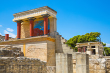 Greece, Crete, Heraklion. Para...