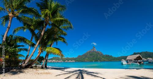 Tuinposter Oceanië Bora Bora