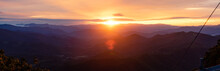 Appalachian Sunset Panoramic V...