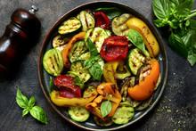 Grilled Vegetables (  Colorful...