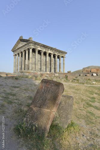 Foto op Plexiglas Bedehuis Garni Temple - Armenia