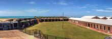 Coastline View Of Fort Zachary...
