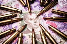 The Ammunition Cartridges Are ...