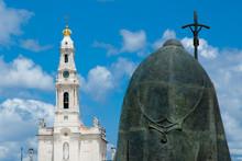 John Paul II Statue - Fatima -...