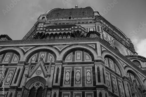 Fotografie, Obraz  Santa Maria del Fiore Architektur
