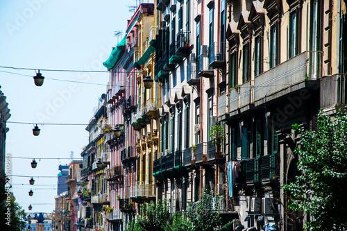 Napoli, via Duomo