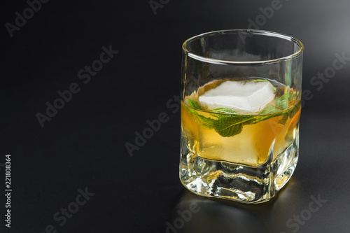 Fotobehang Bar Irish whiskey alcohol beverage