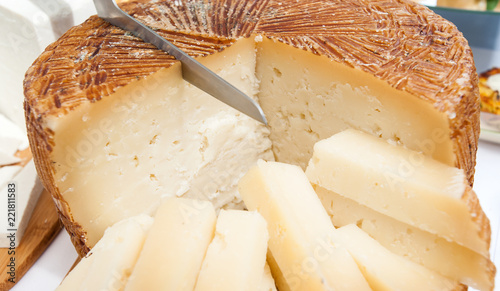 antipasto di formaggio