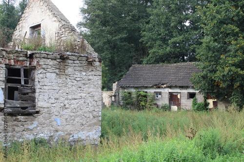 Foto  Ruiny