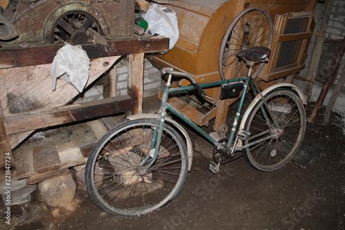 Recess Fitting Bicycle Stodoła