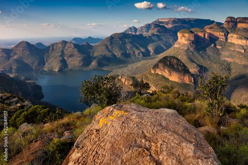 canvas print motiv - John : Blyde River Canyon South Africa