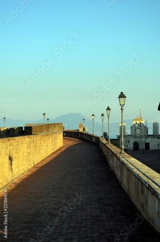 , Castel, Sant'Elmo in Neapel