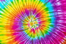 Colorful Tie Dye Pattern Abstr...