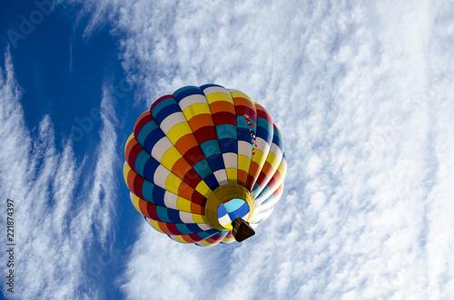 Fotografie, Obraz  2018 hot air balloon race's