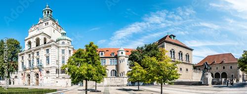 bayerisches nationalmuseum - munich