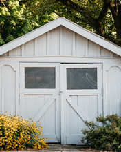 Cute Wooden Shed