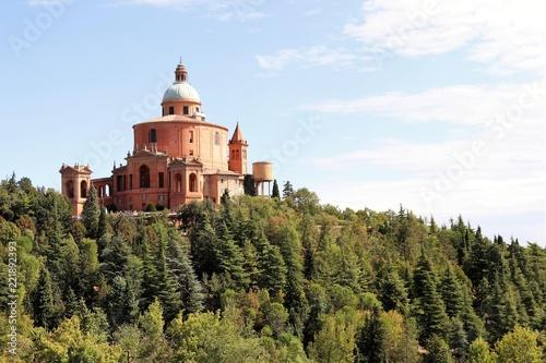 Spoed Foto op Canvas Grijze traf. Russia. Church and architecture.
