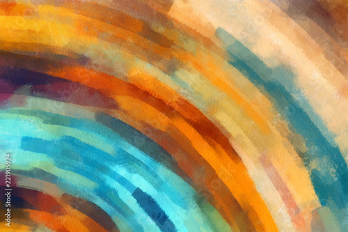 Abstract painting art for sale. Stock. Hand drawn on canvas. Multi color artistic background. Pattern for design handmade printed production. Art print for canvas or poster. Unusual modern texture.