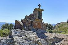 Castelo Melhor – Wayside Shrine Or Alminha