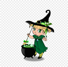 Halloween Clip Art Character O...