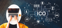 Cryptocurrency ICO Theme With ...