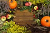 kolorowe dary jesieni