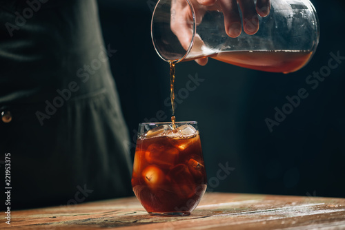 Fotografía Cold Brew Coffee