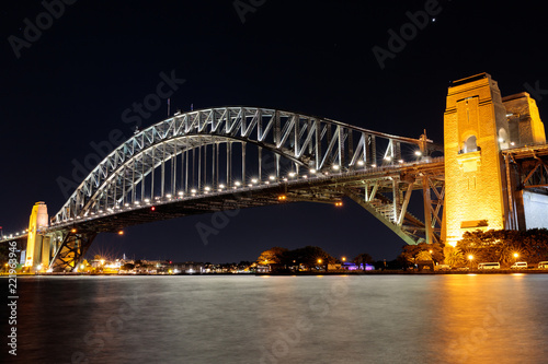Harbour bridge, Sydney, Australie