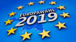 canvas print picture - Europawahl 2019