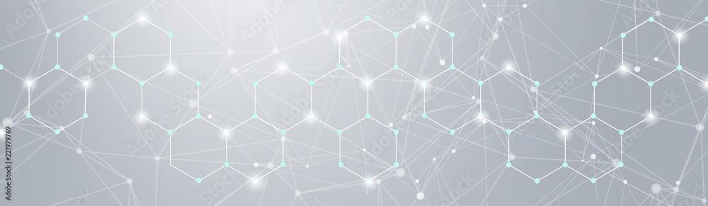 Fototapeta Technology Background