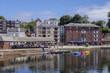 River Exe Exeter Quay Exeter Devon England