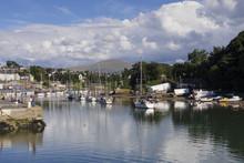 Caernarfon Gwynedd Wales