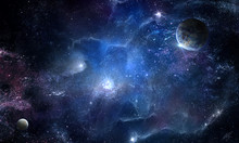 Космическая туманность