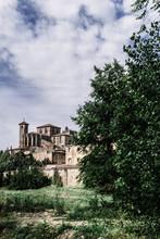 Landscape Of Cathedral