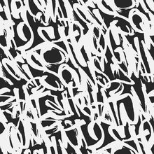 Vector Graffiti Grunge Tags Se...