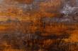 canvas print picture - Rostige Oberfläche