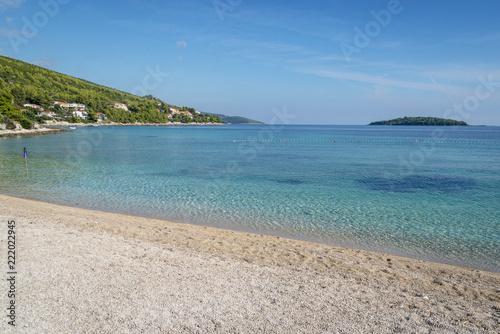 Fotografie, Obraz  Korcula island, Croatia