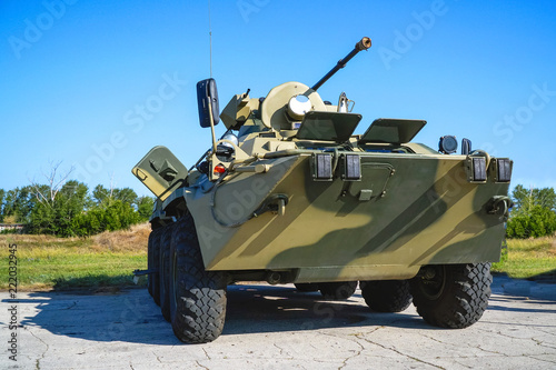 Fotografía  Russian infantry fighting vehicle