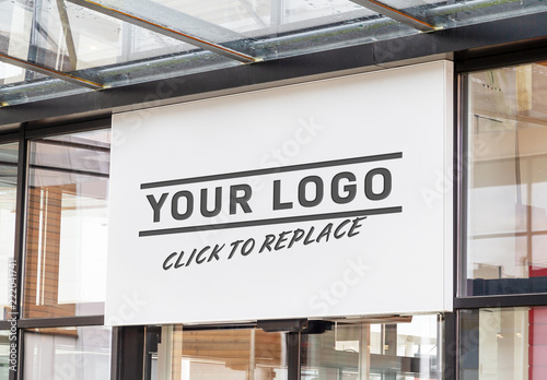 outdoor sign mockup buy this stock template and explore similar