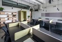 Stylish Office In Loft Style W...