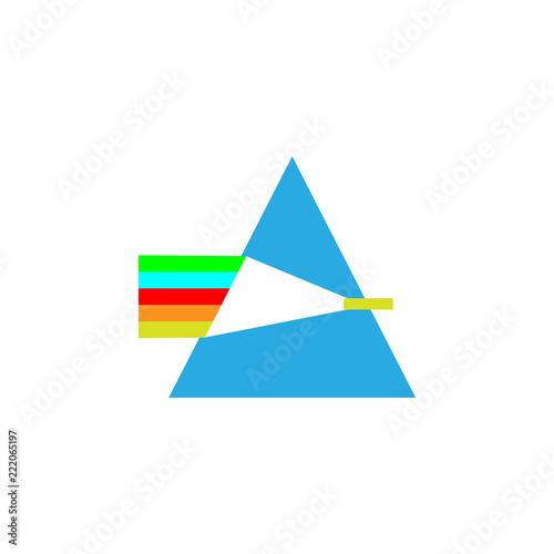 Fotografía  prism illustration