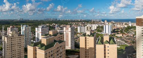 Fotografie, Obraz  Panorâmica - Imbuí - Salvador - Bahia - Brasil
