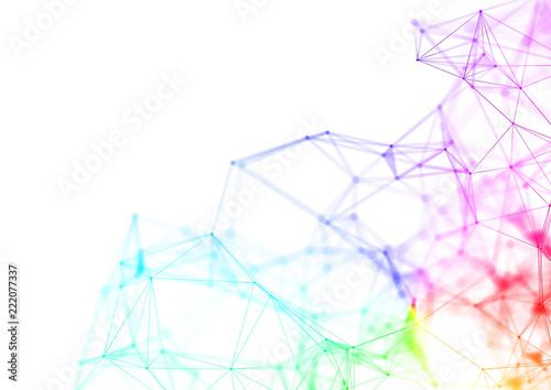 Fototapeta network obraz