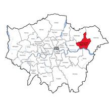 London Boroughs - Barking And Dagenham