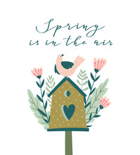 The Blossoming Nesting Box Wit...