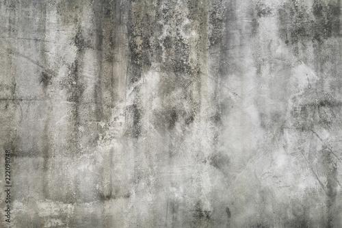Okrzesany cement ściany tła i tekstury grunge, Opróżnia z kopii przestrzenią dla teksta.