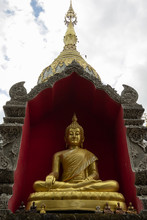 Wat Buppharam Temple On Tha Ph...